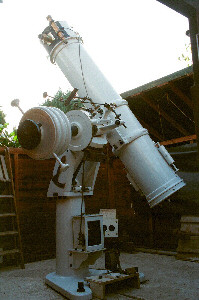 Figure 6 A 2008 Image Of The 317mm F 7 2 Calver At Its